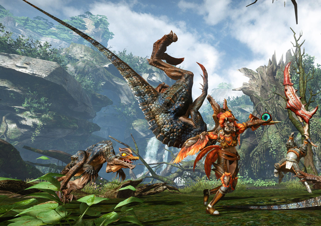 Monster Hunter Pc Torrent