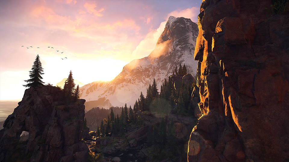 cryengine the complete solution for next generation game