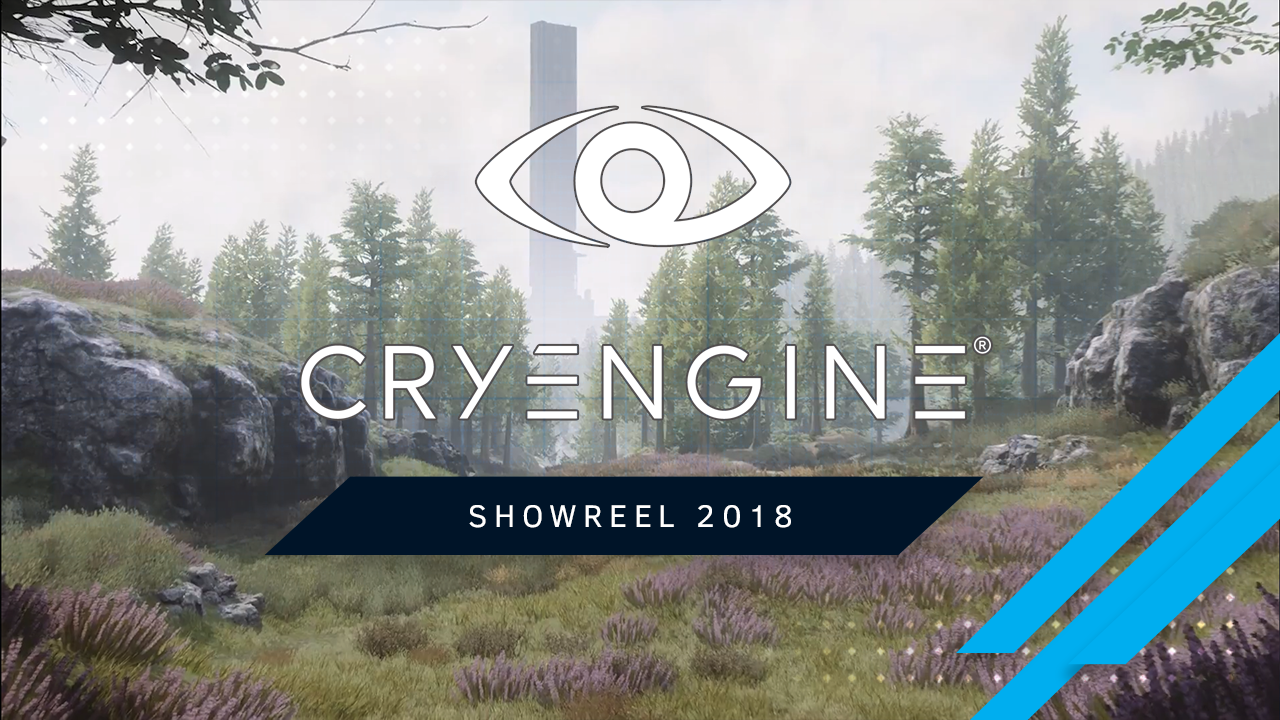 The CRYENGINE 2018 Developer Showcase is here!