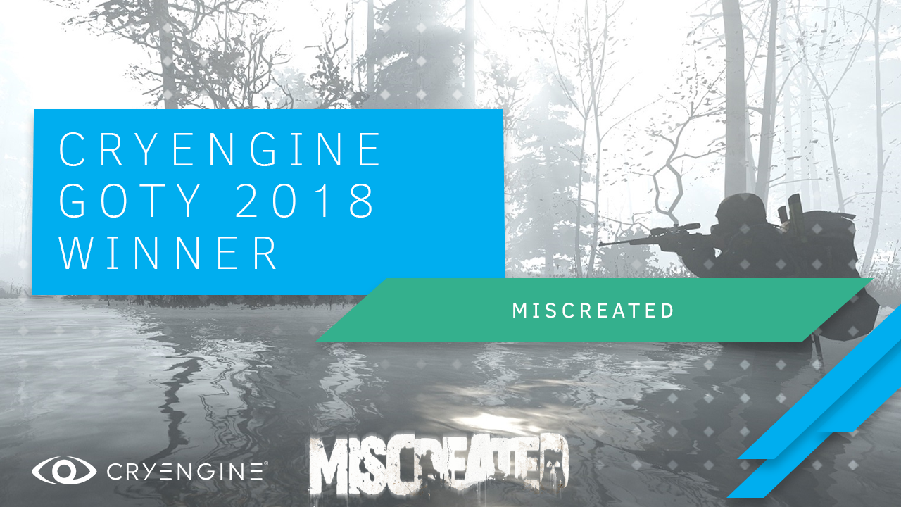 Your CRYENGINE Indie Game of 2018 is Miscreated