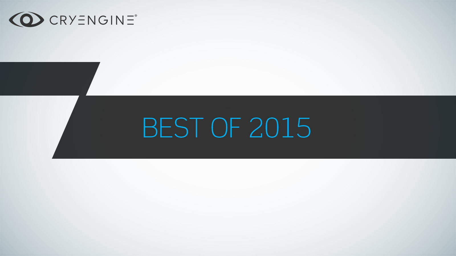 CRYENGINE's Best of 2015