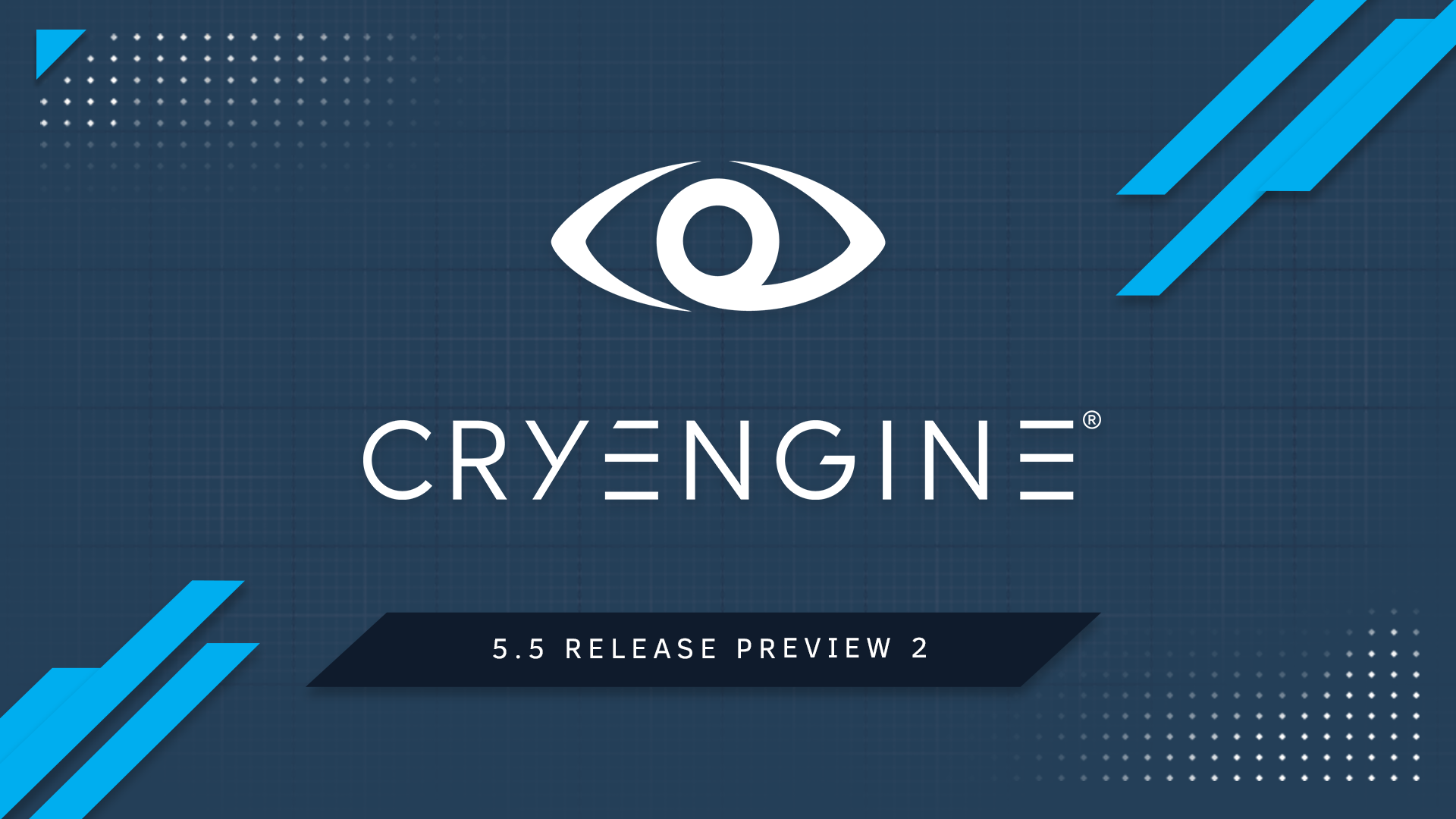 CRYENGINE 5.5 Preview 2 Live Now
