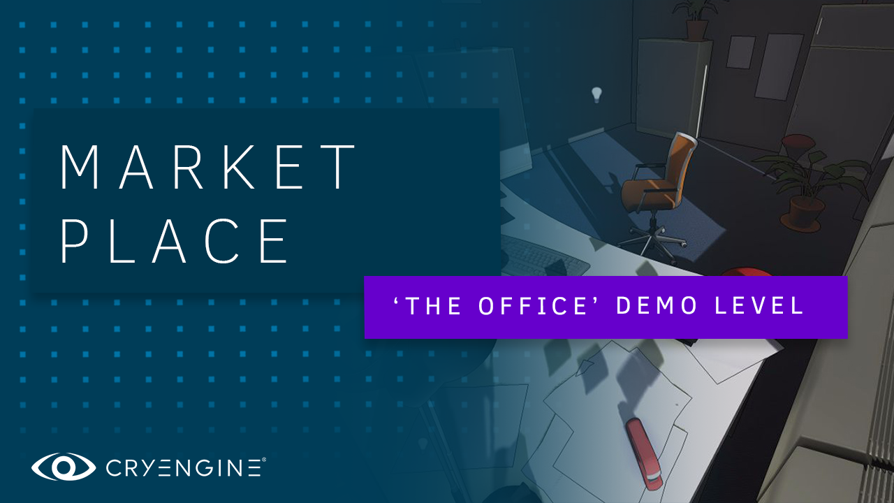 Designer demo level 'The Office' available for free now
