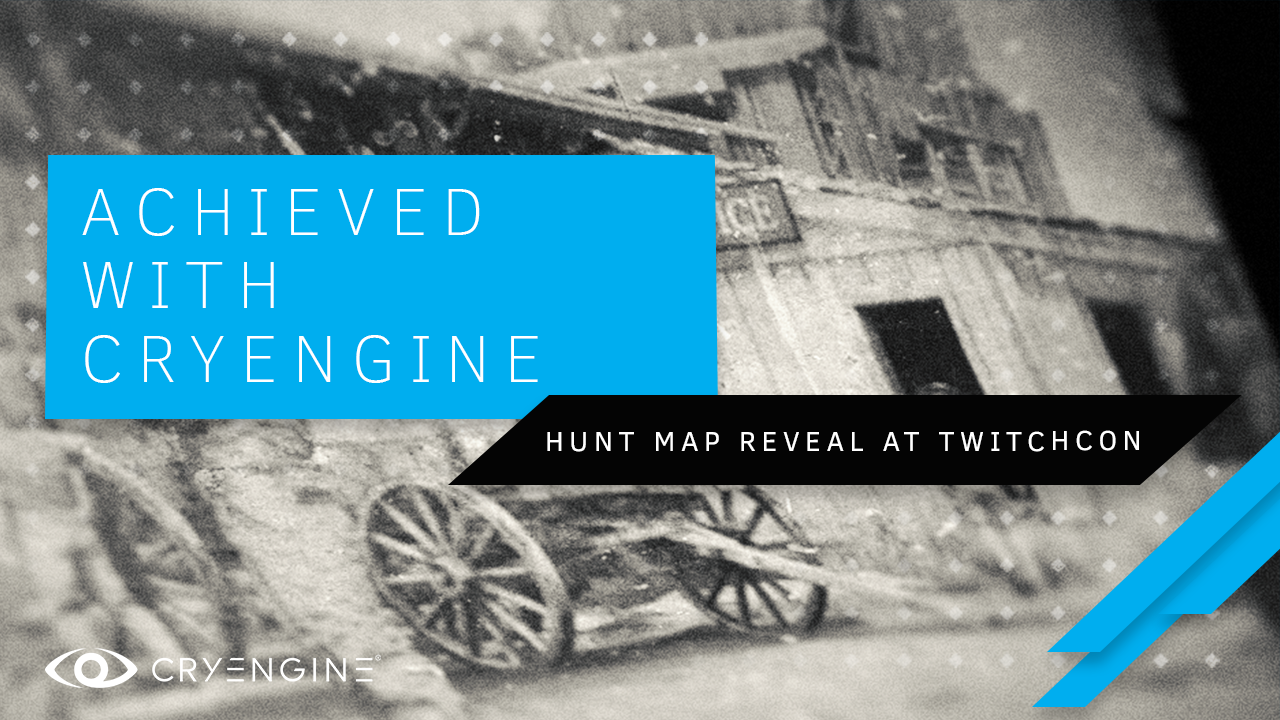 Crytek to Reveal New Hunt: Showdown Map at TwitchCon
