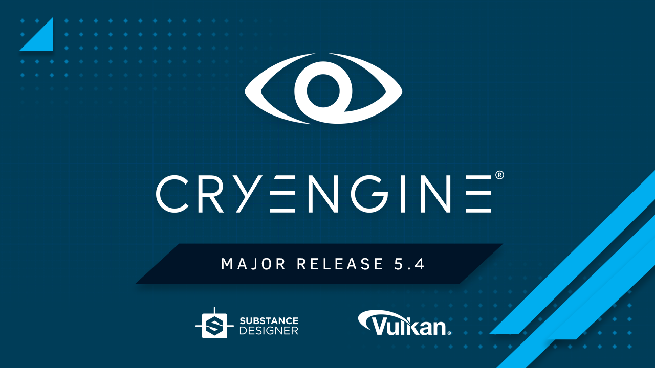 CRYENGINE 5.4 Major Release