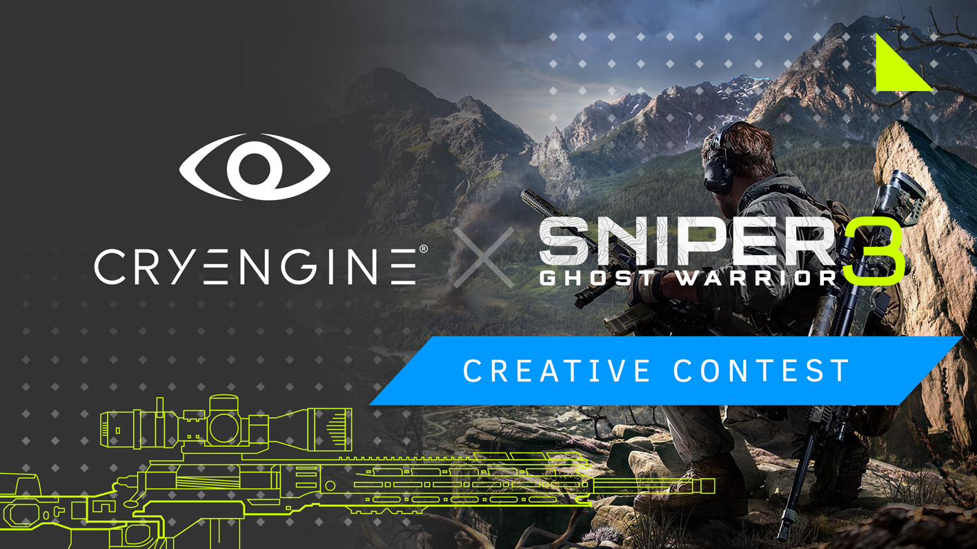 Cryengine 3 models download.