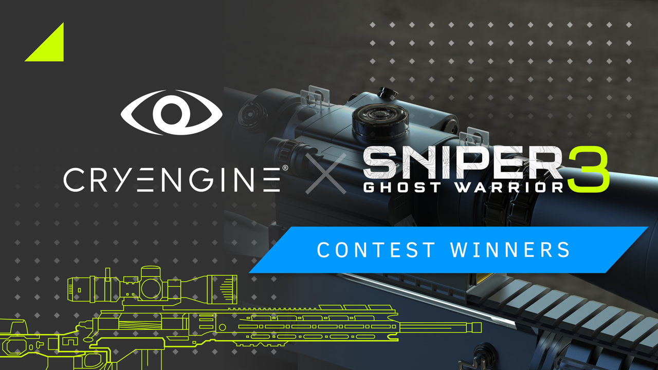 Sniper Ghost Warrior 3 competition winners revealed!