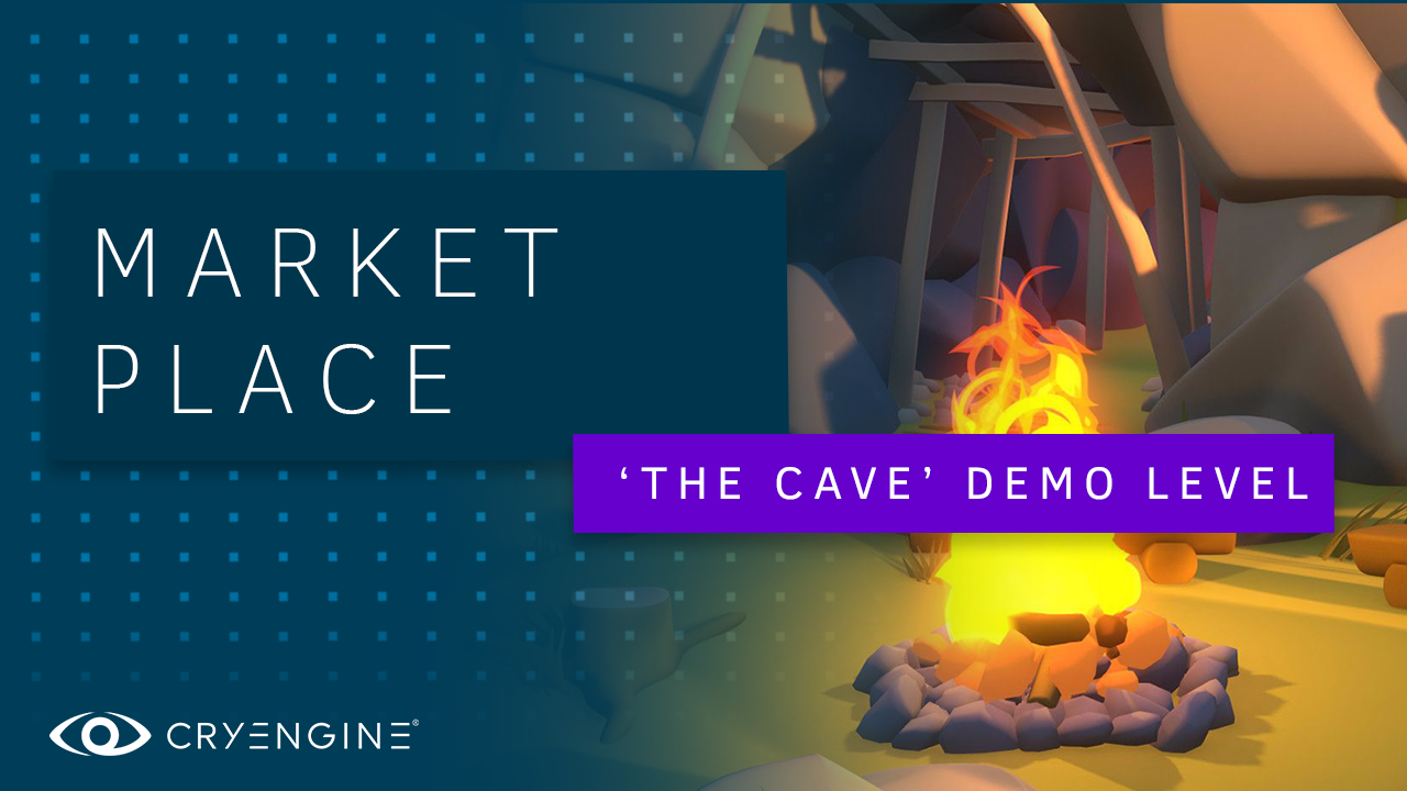 demo level \'The Cave\' available for free now
