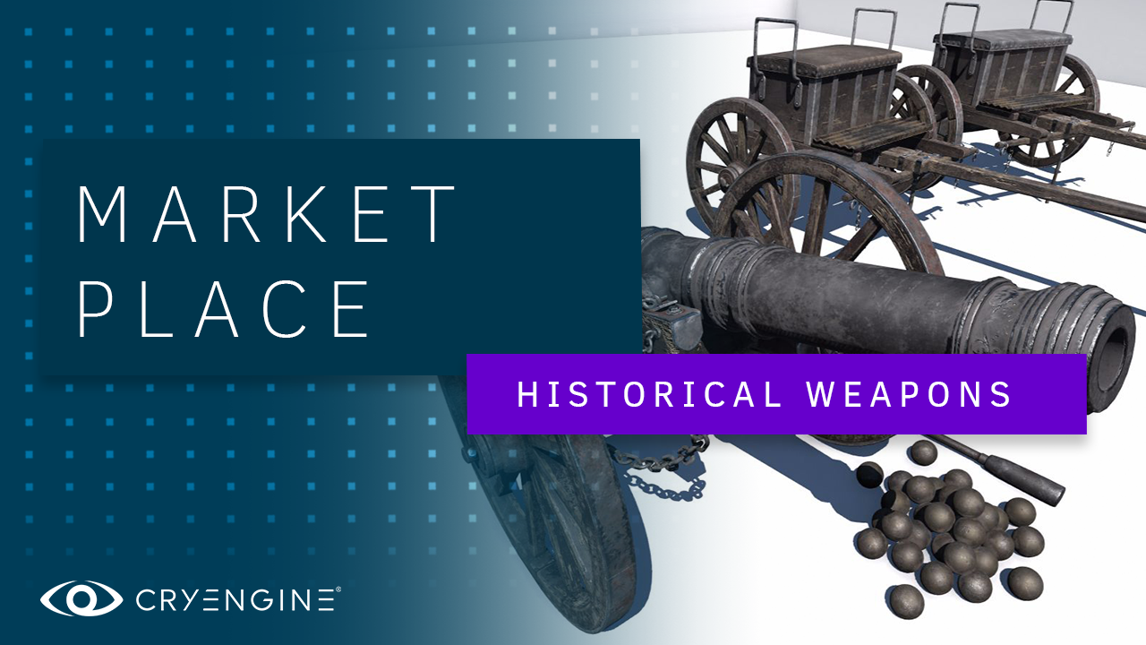 Marketplace Spotlight: Epic assets for historical games
