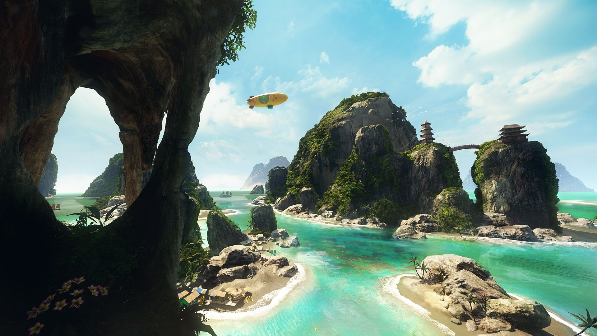Wish You Were Here? How We Created an Asian Themed Rock Climbing Paradise