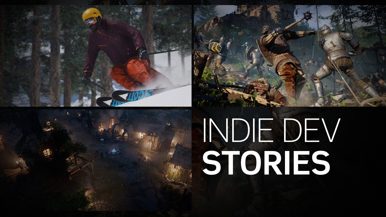 Three promising CRYENGINE licensees tell their 'Indie Dev Stories'