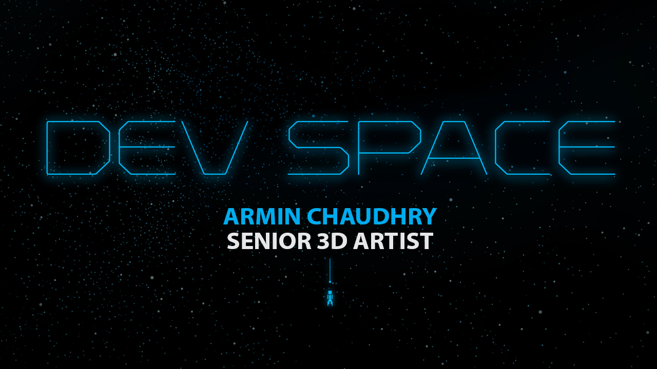 Dev Space: Armin Chaudhry Senior 3D Artist for The Climb