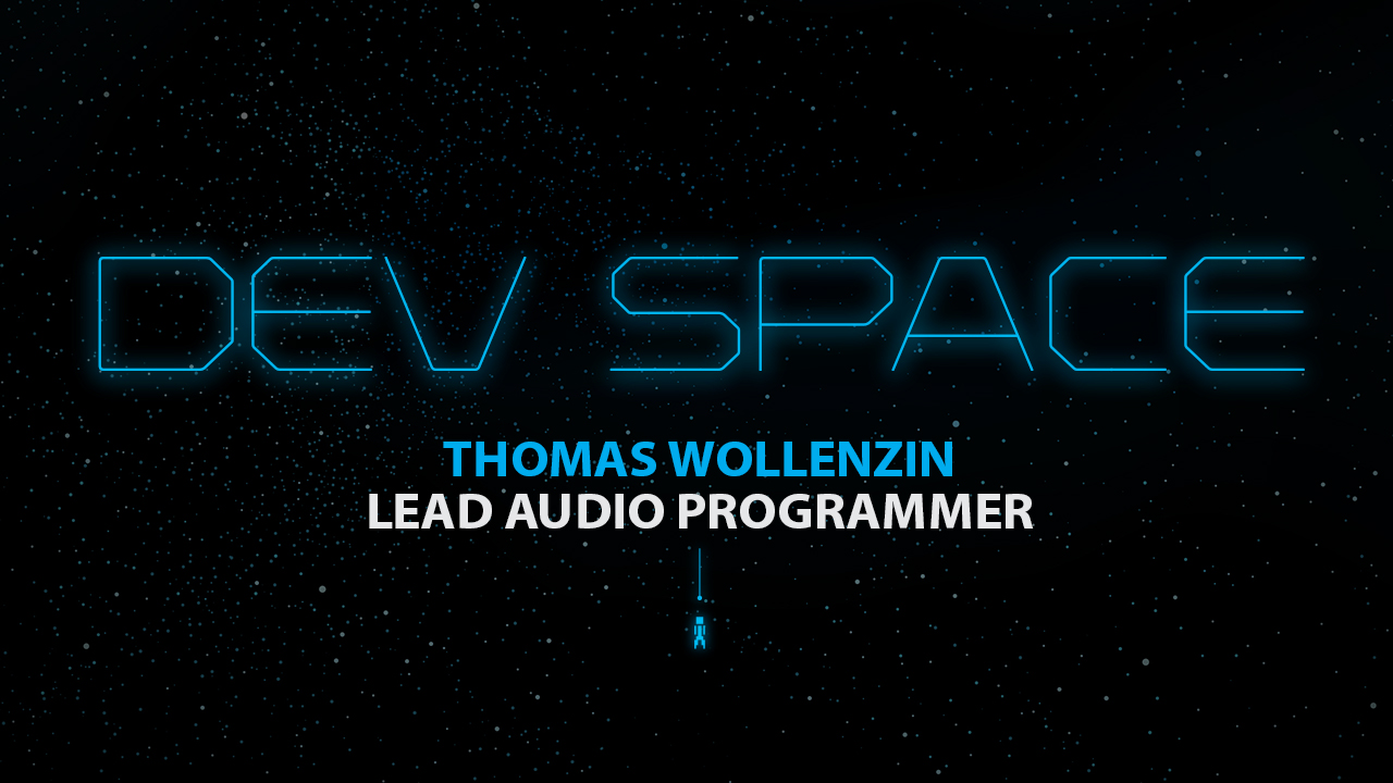 Dev Space: Thomas Wollenzin