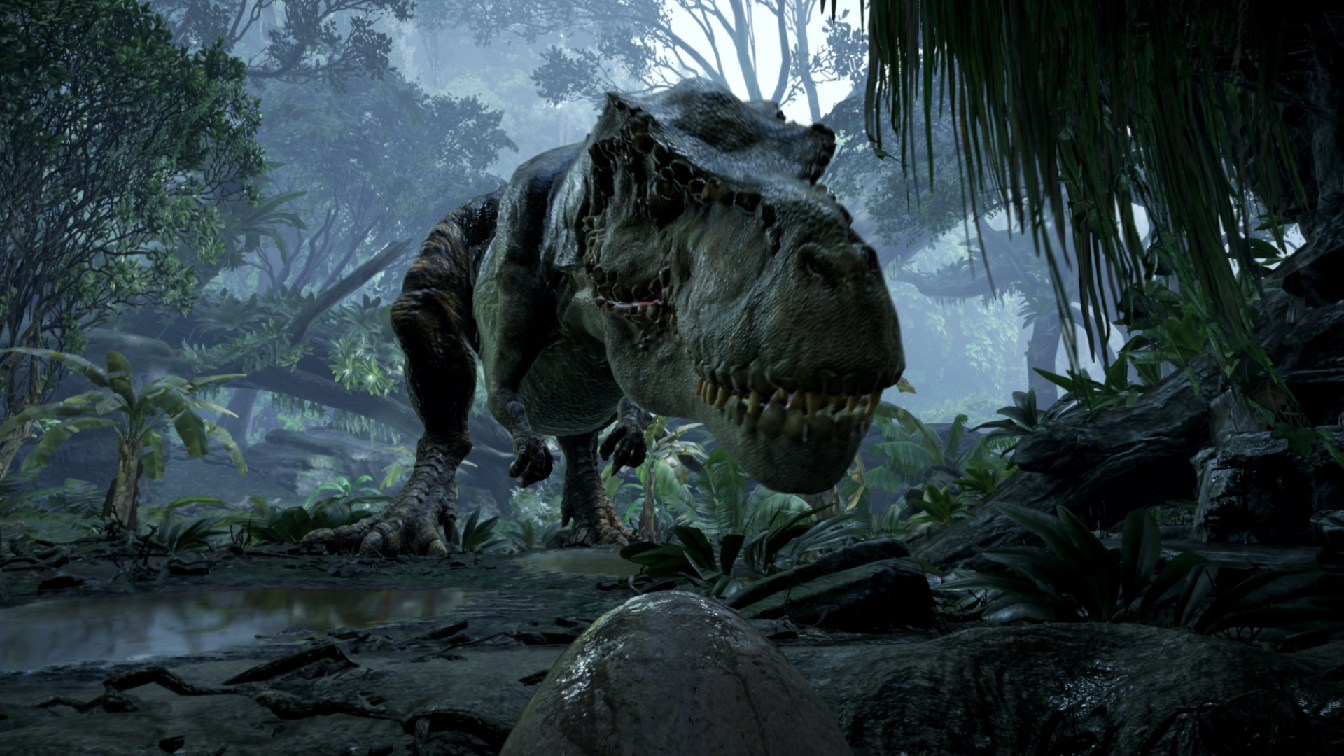 Crytek's Back To Dinosaur Island available for free today