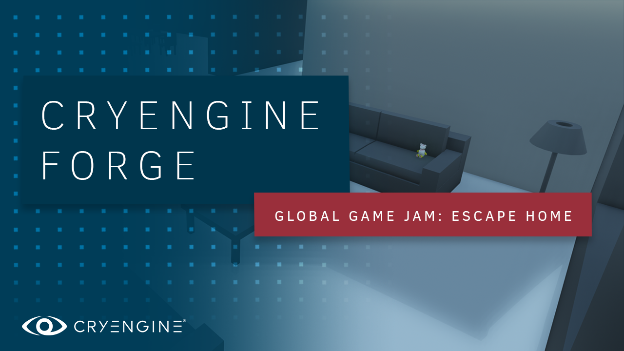 Play Escape Home, one of Crytek's Global Game Jam 2019 entries