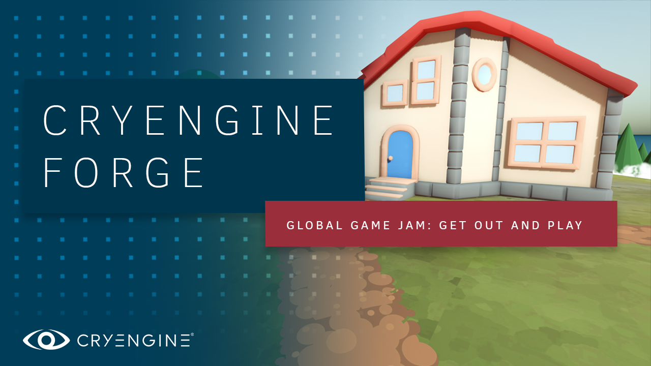 Check out Get out and Play, achieved with CRYENGINE during Global Game Jam 2019