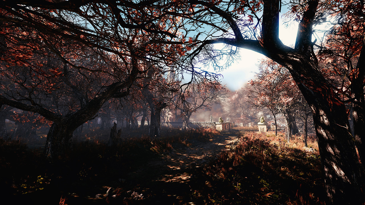 The best of the CRYENGINE Free SDK at GDC 2014