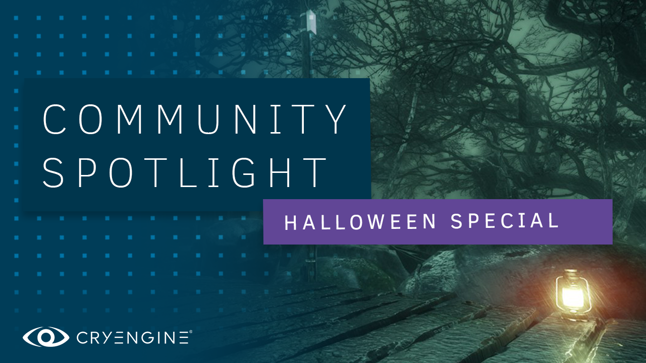 Celebrate Halloween with these spooky CRYENGINE games