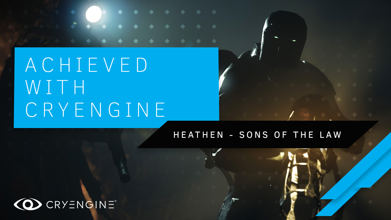 CRYENGINE Developer Spotlight: Heathen hits Early Access today