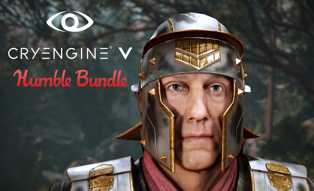Only Six More Days to Buy CRYENGINE Humble Bundle