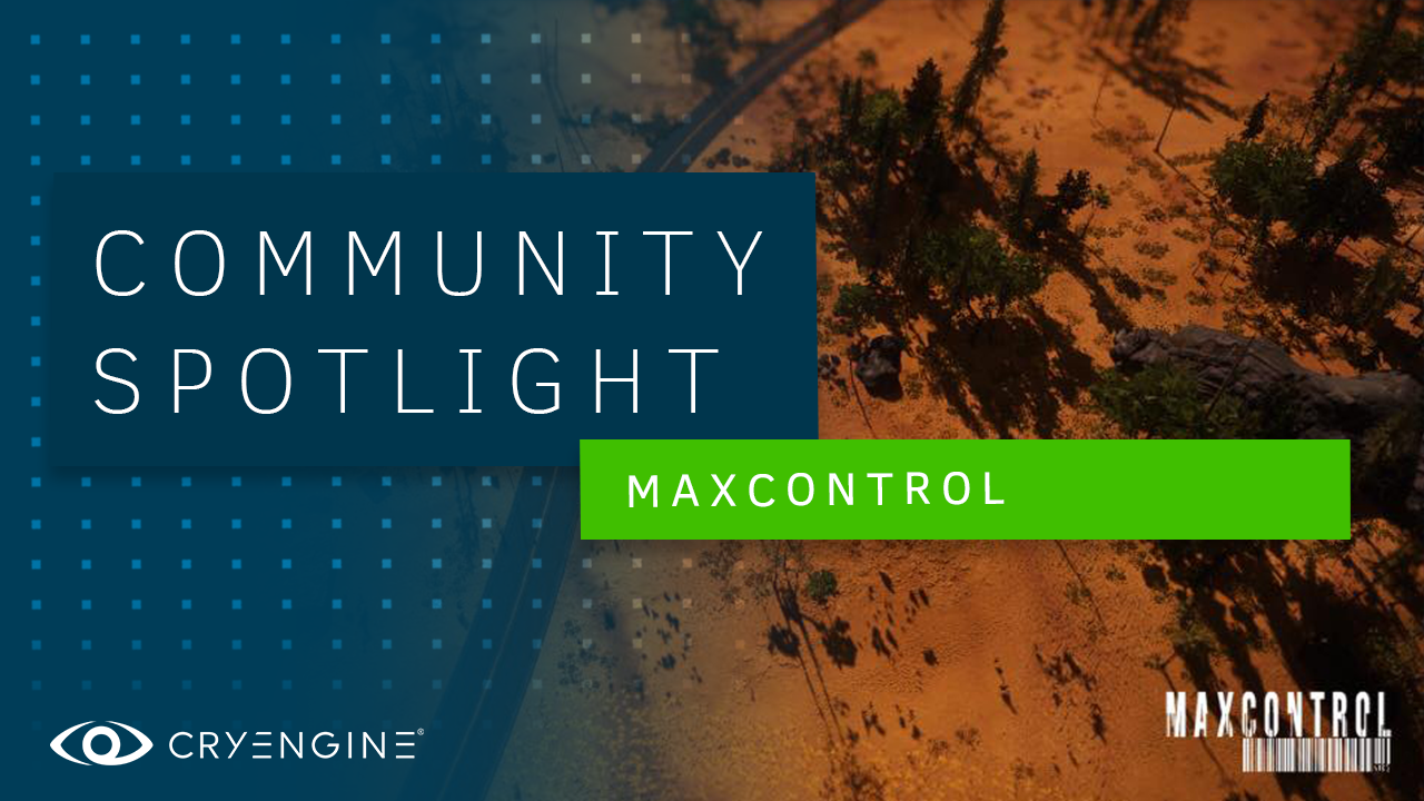 Developer Spotlight: MaxControl from Eierkop-Games