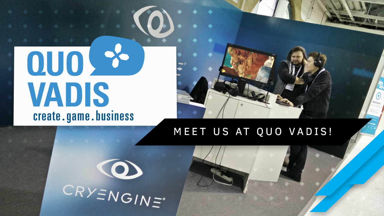 Meet us at Quo Vadis Conference in Berlin, April 24th-25th!
