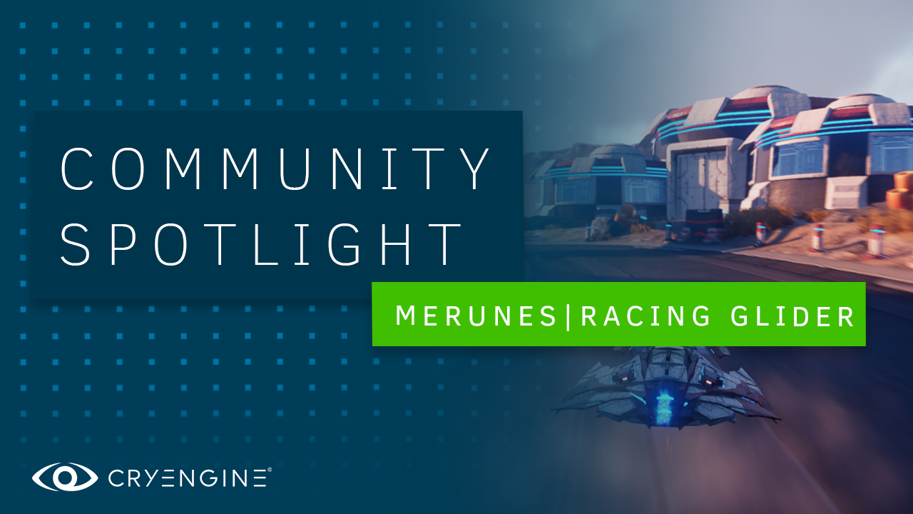 Community Spotlight - Merunes | Racing Glider