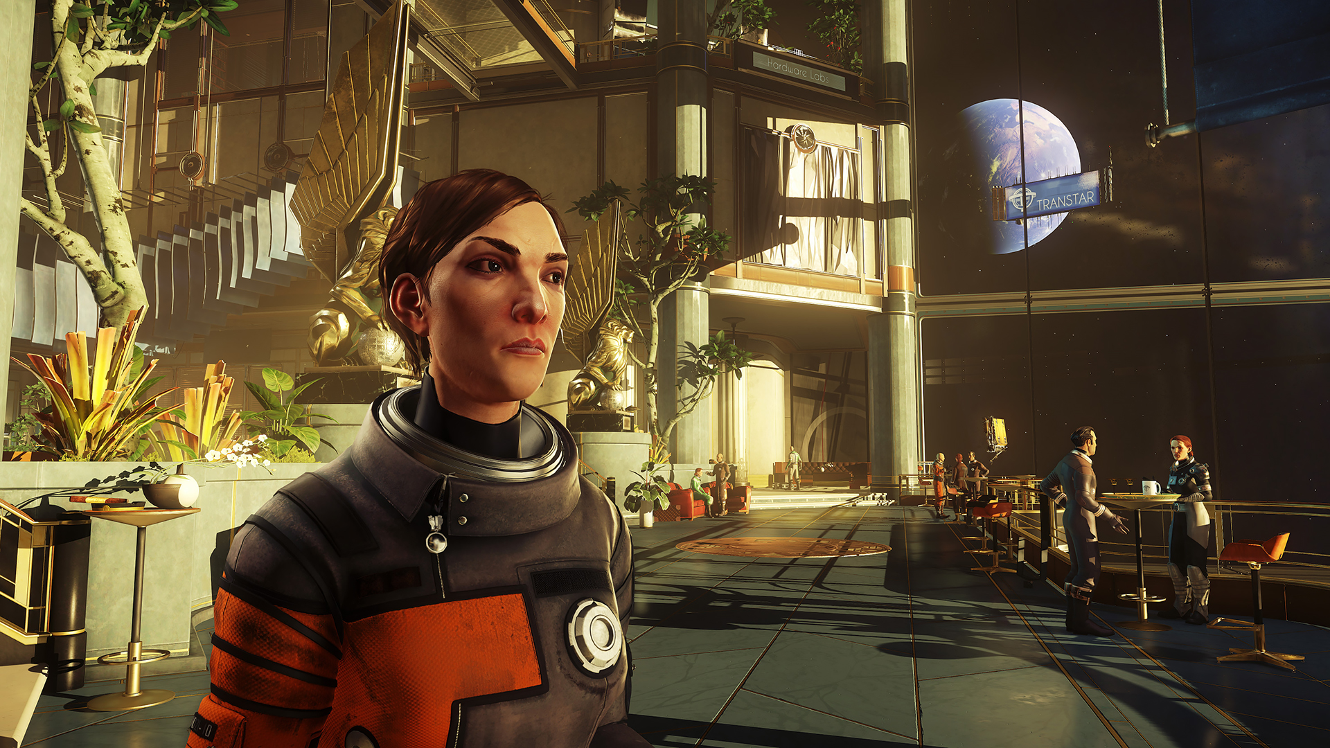 See the gameplay reveal of Prey, powered by CRYENGINE