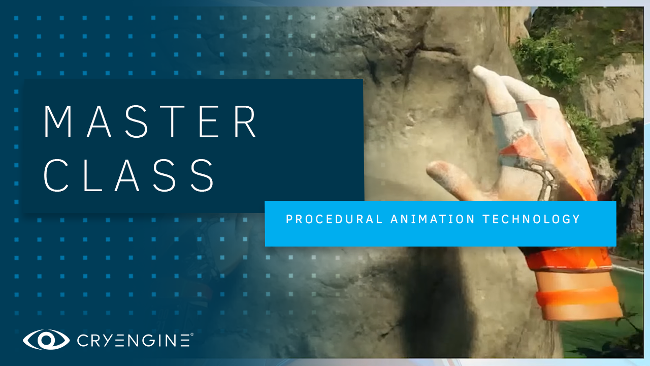 Master Class: Procedural Animation Technology