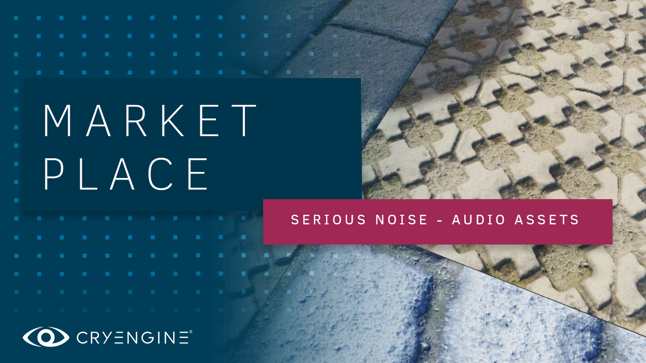Make serious noise with audio assets