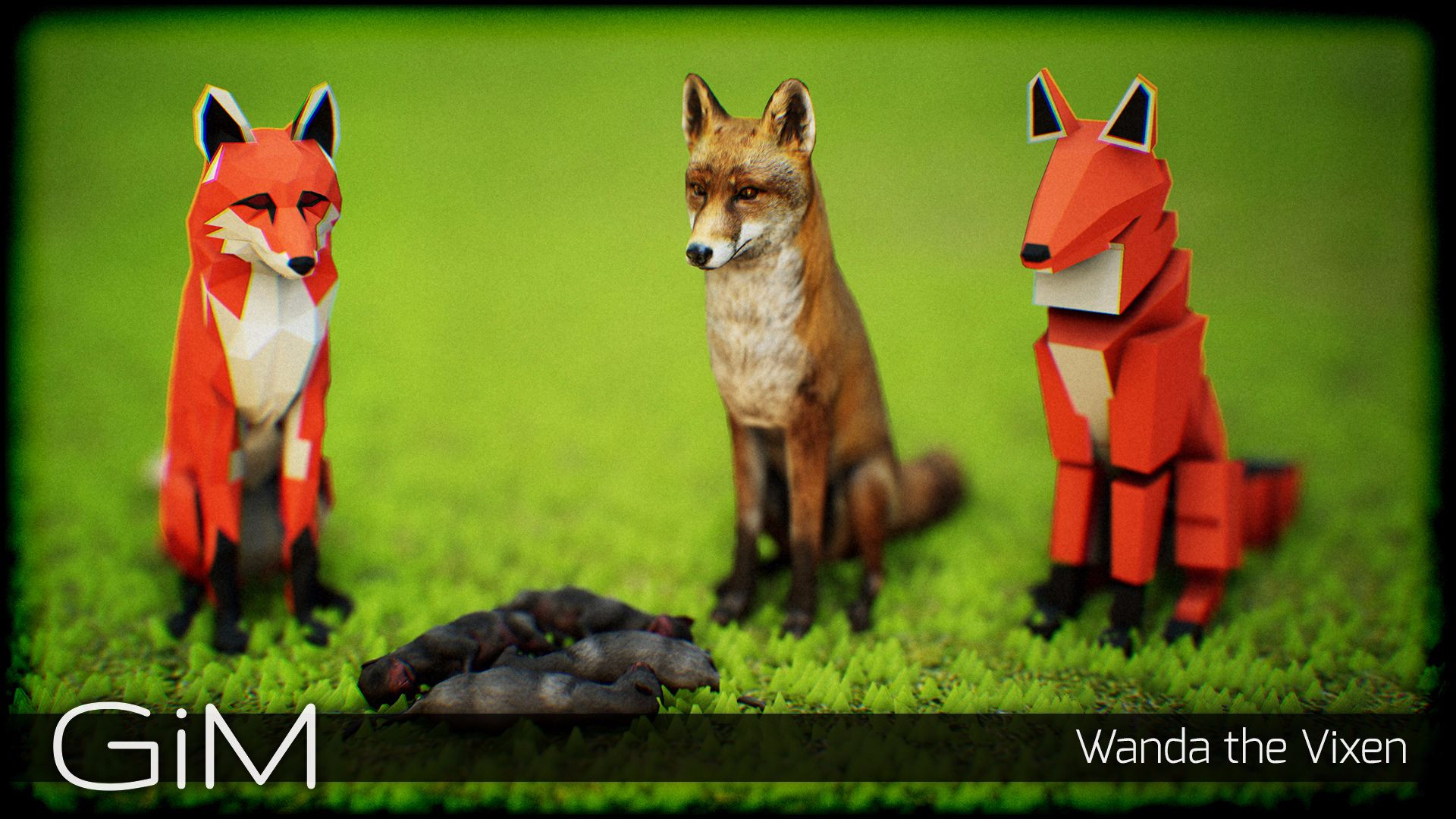 Image of: Android Cryengine Community Spotlight Games In Motion Animal Assets