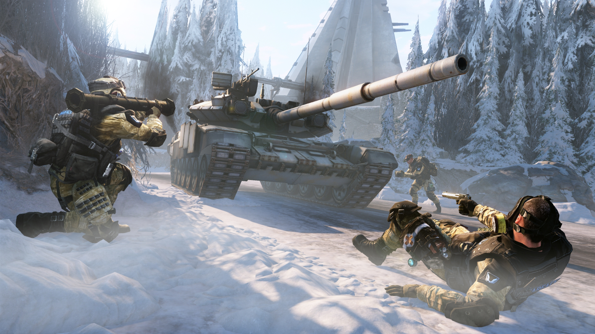 Warface Update Brings First Siberia Map into Play Today