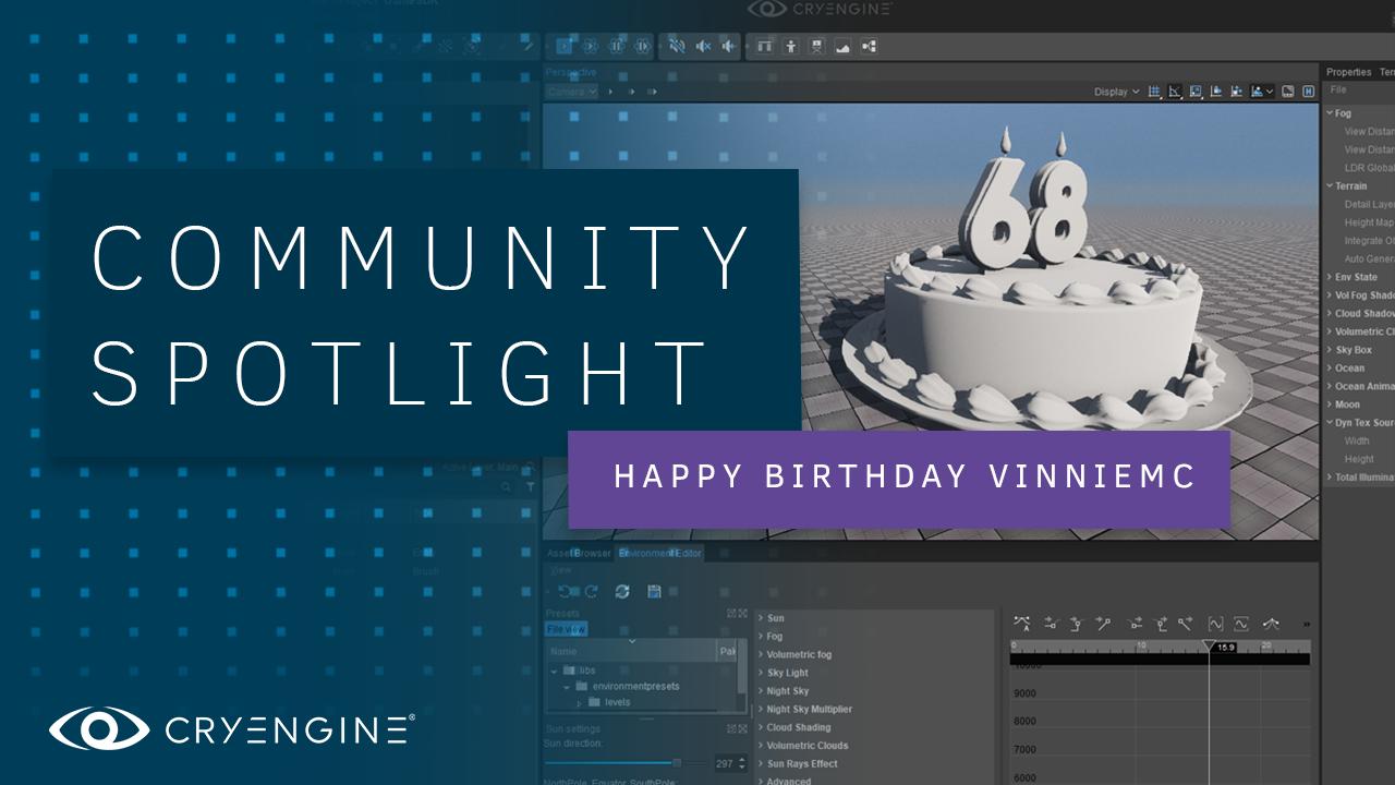 Happy Birthday to VinnieMC - CryENGINEER turns 68