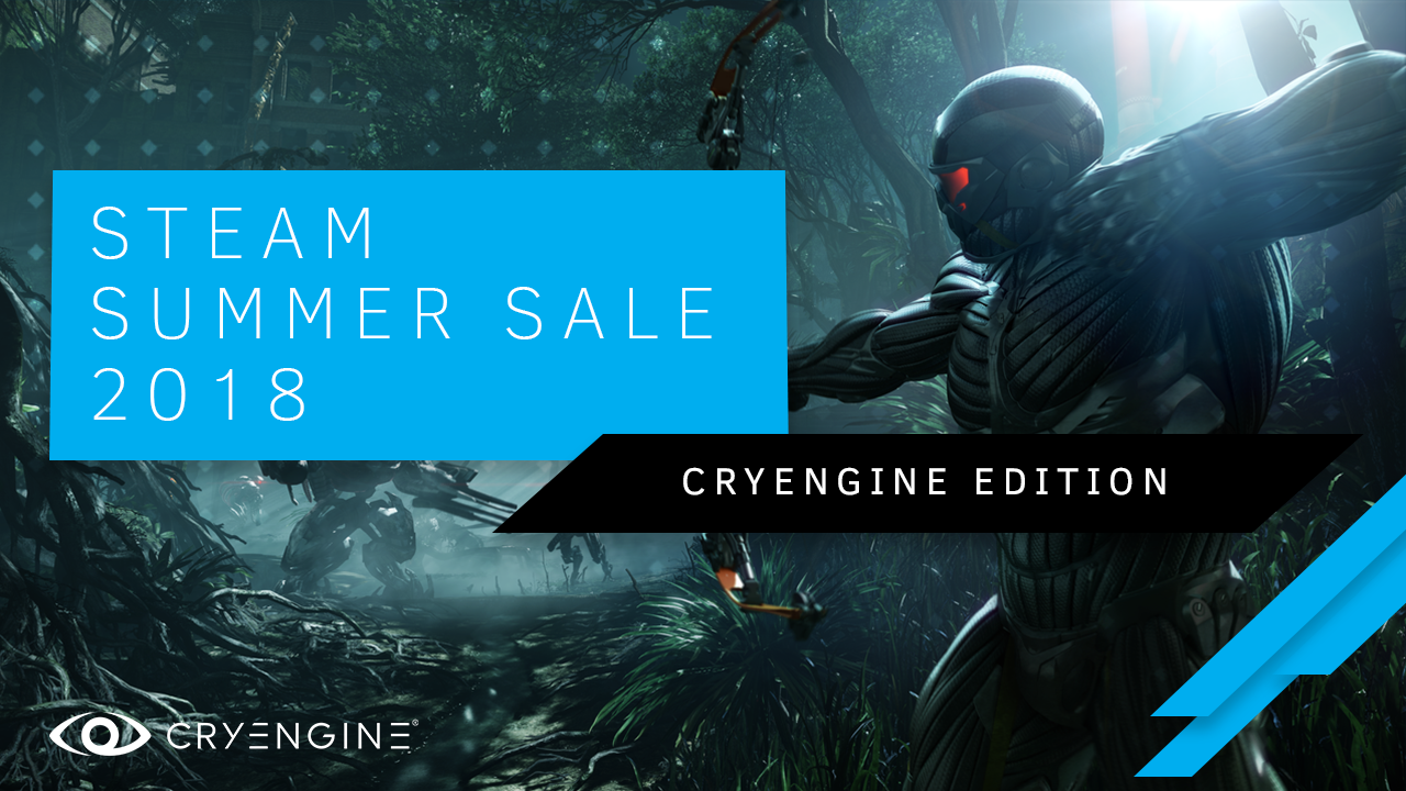 Steam Summer Sale: Load up on CRYENGINE games at knockdown prices