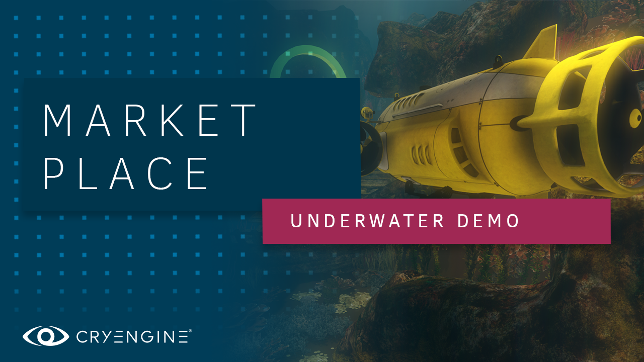 Marketplace Spotlight: Free Underwater Demo Project