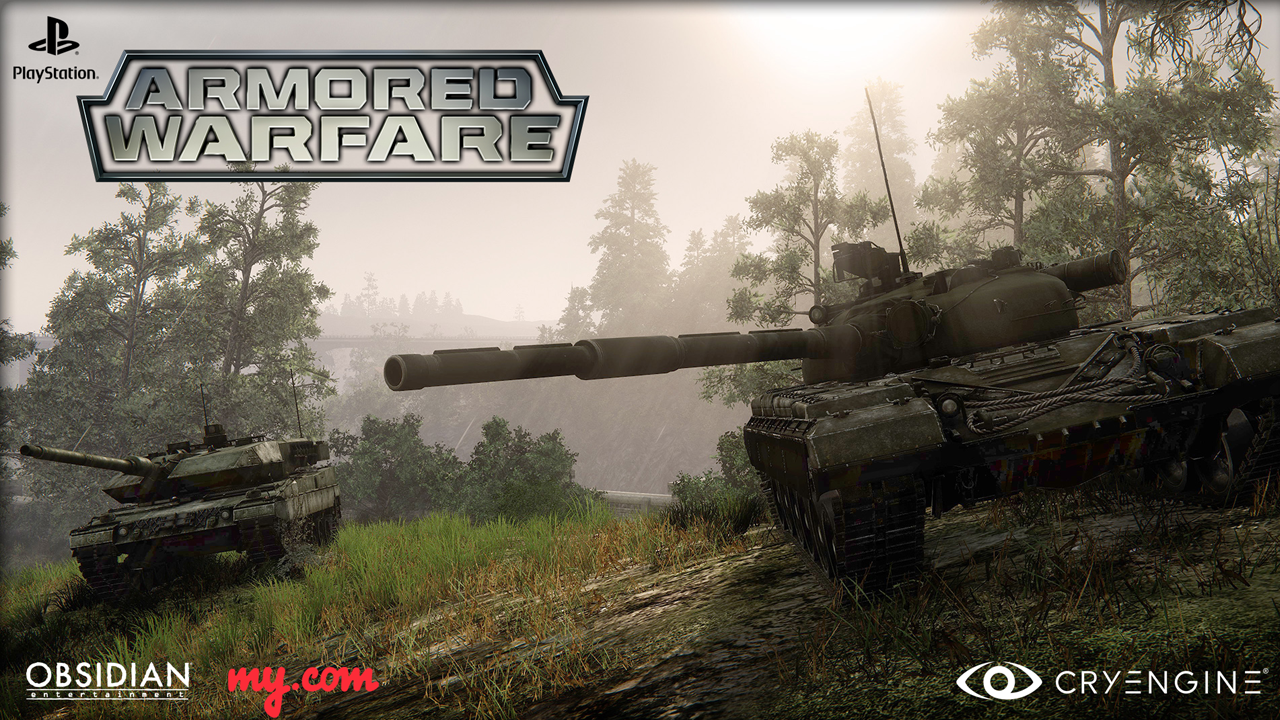 Achieved with CRYENGINE, Armored Warfare launches on PS4 today