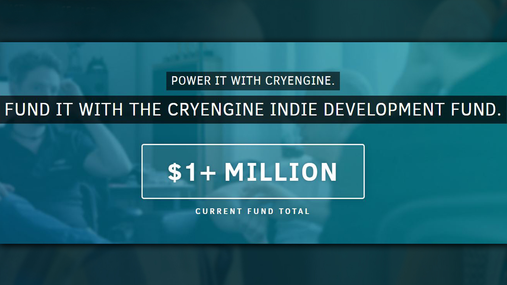 CRYENGINE's Million-Dollar Indie Development Fund Open for Applications