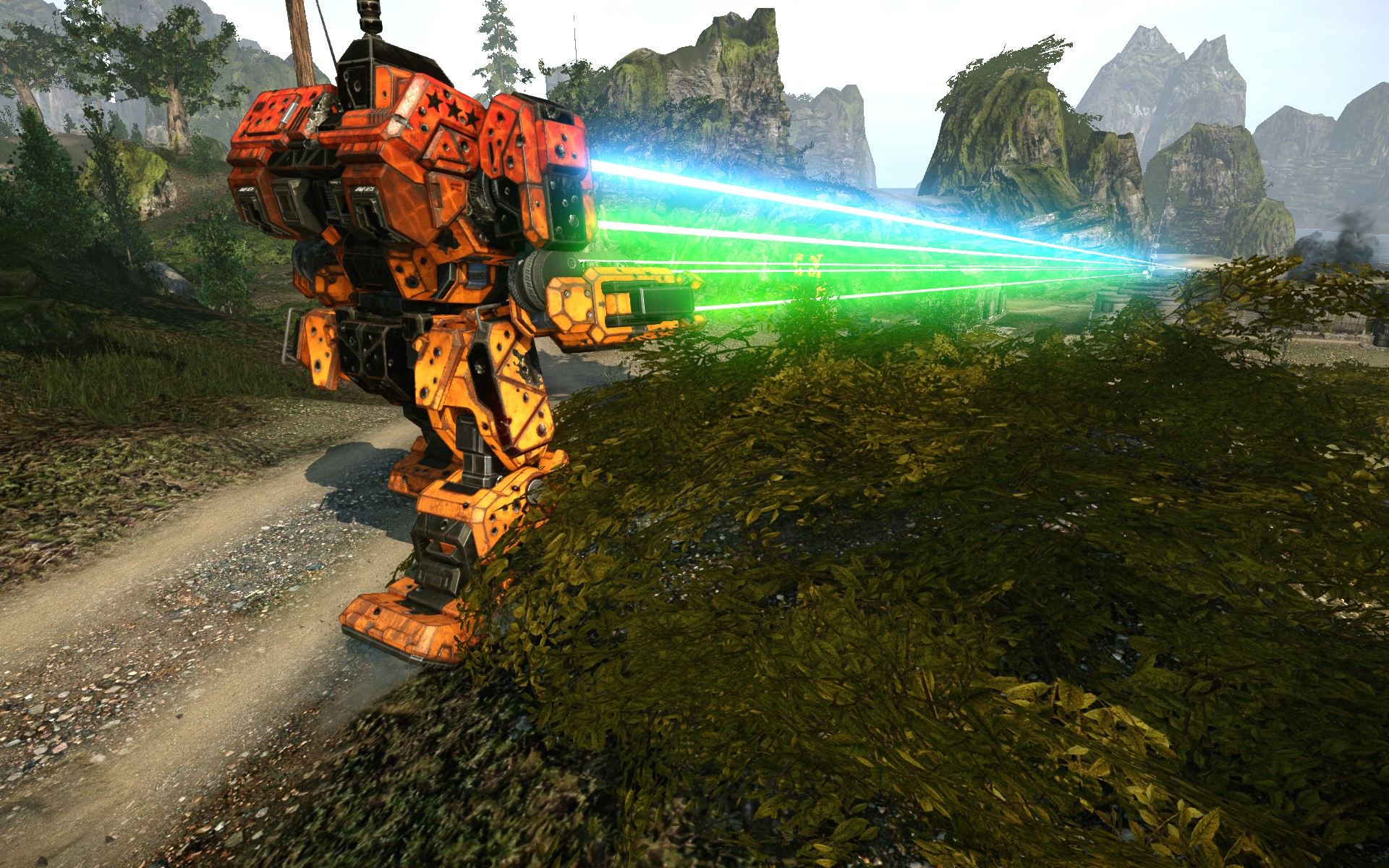 Play MechWarrior Online now on Steam!
