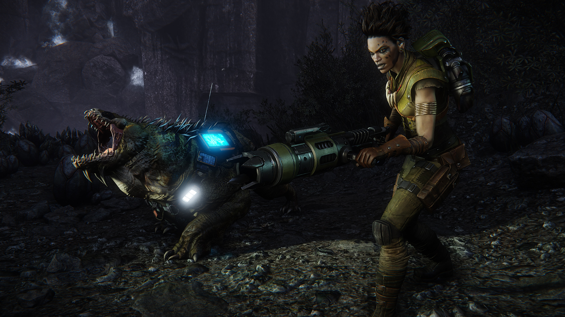 Become the hunter in Evolve, starting today