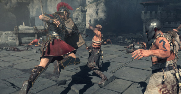 Ryse: Son of Rome Unveiled for Xbox One at E3