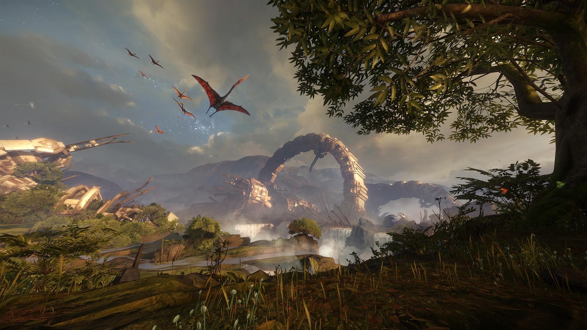 "Download Crytek's ""Back to Dinosaur Island 2"" Virtual Reality Demo for Free"