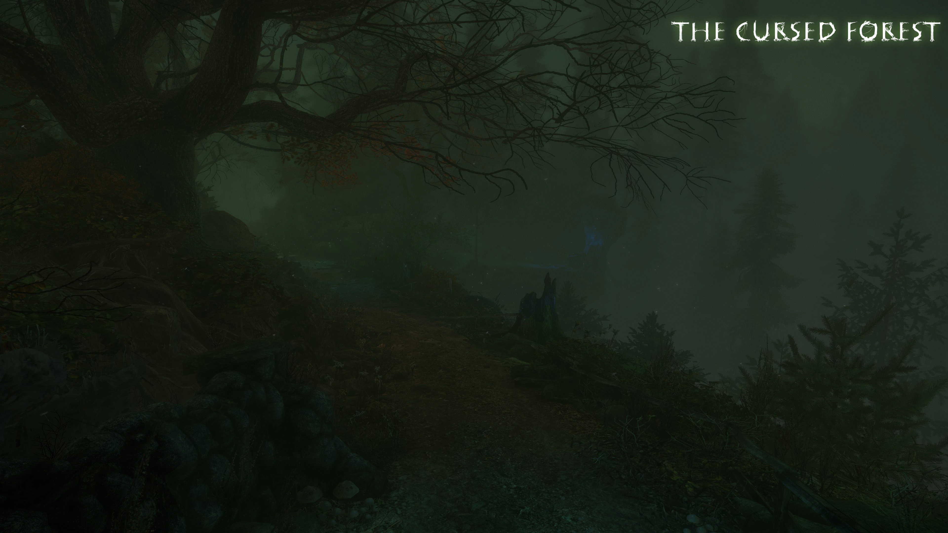 Community Spotlight: The Cursed Forest
