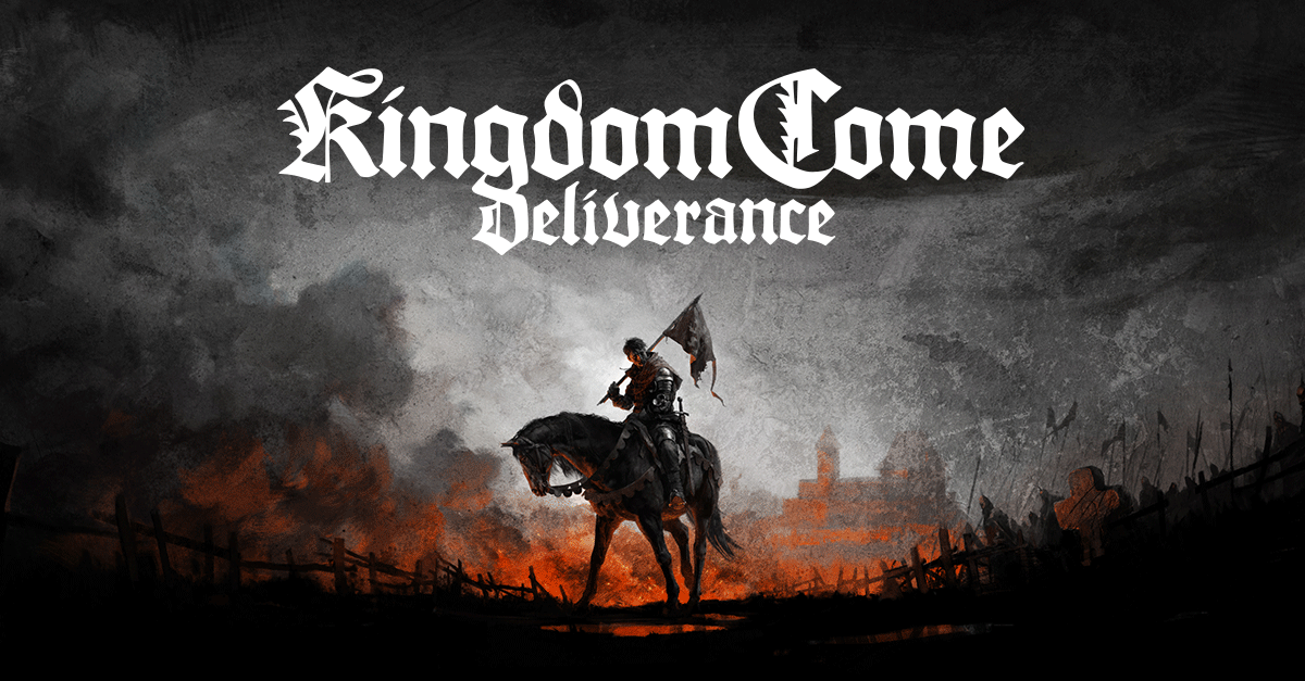 Kingdom Come: Deliverance - Achieved with CRYENGINE